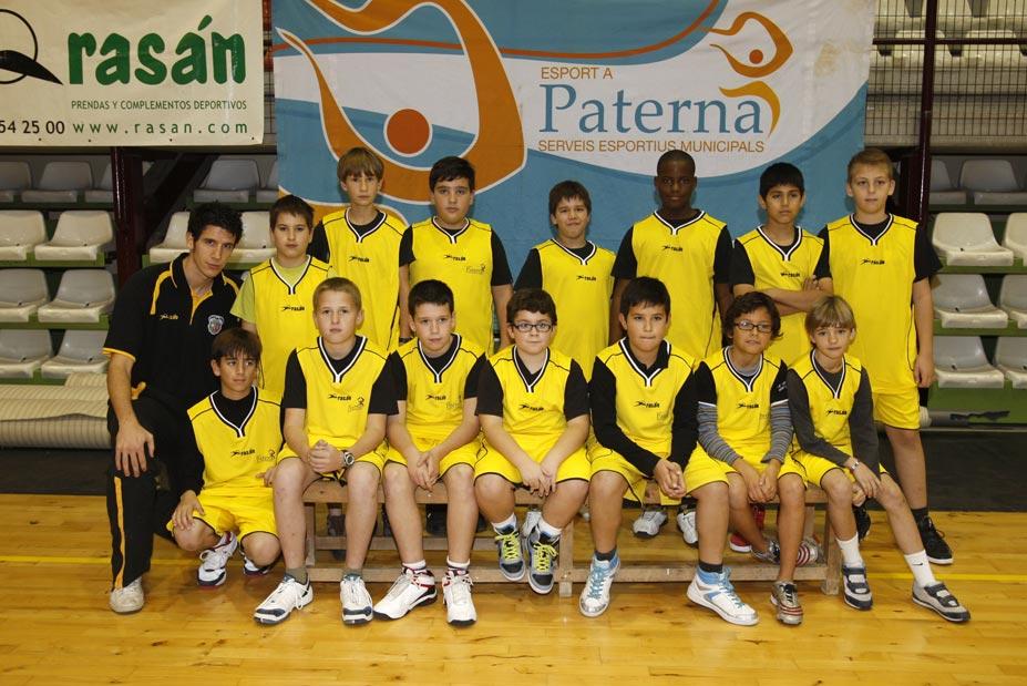 Alevin Paterna