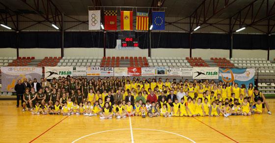 Foto de club - Nou Basquet Paterna - Temporada 2010/2011